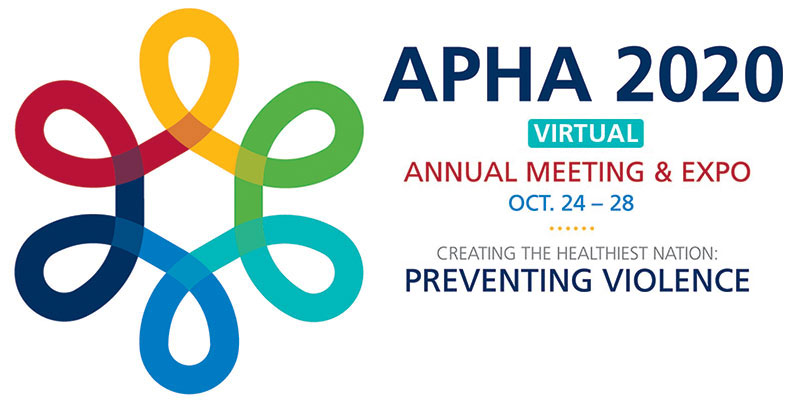 Two Oceans In Health is presenting at APHA 2020 Annual Meeting and Expo